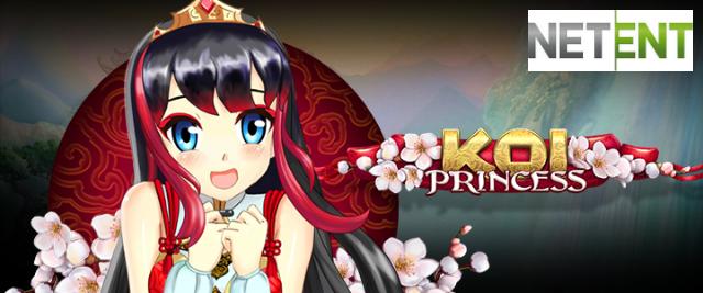 Koi princess banner 2 stort